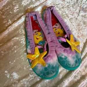 Little Mermaid Water Shoes